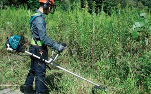 Makita Grasscutter