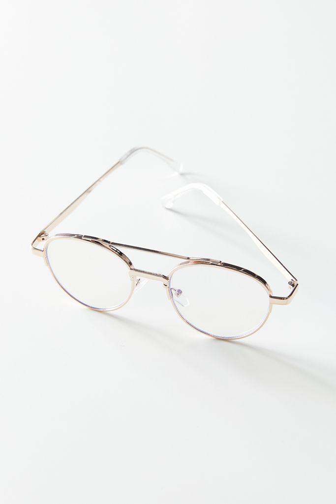 blue light glasses work